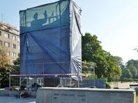 Памятник маршалу Коневу, 30 августа 2019 года