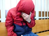 Избрание меры пресечения в Красногорском городском суде Московской области Нареку Степаняну, бармену заведения, рядом с которым убили ветерана боевых действий Никиту Белянкина