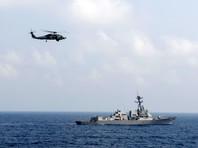 США провели очередную операцию по обеспечению свободы судоходства в Южно-Китайском море