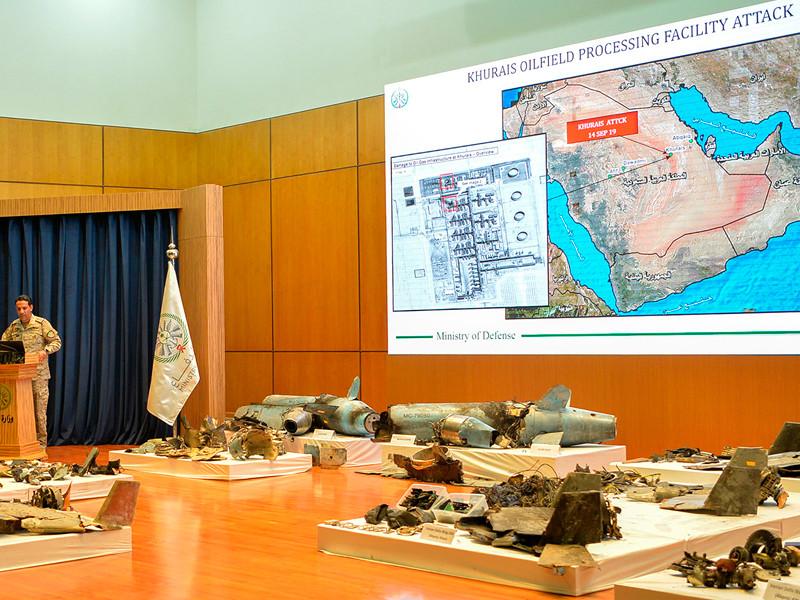 """США обсуждают с Эр-Риядом меры по противовоздушной обороне нефтяных объектов"""" />"""