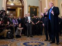 """Лидер республиканского большинства в Сенате признал, что вынужден будет рассмотреть дело об импичменте Трампу: """"Иного выбора не будет"""""""