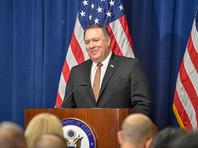 """Помпео: США приостановили консультации с талибами, пока те """"не возьмут на себя серьезные обязательства"""""""
