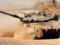 """Хизбалла"" обстреляла Израиль с территории Ливана"