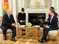Александр Лукашенко и Дэвид Хэйл, 17 сентября 2019 года