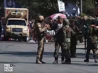 50 мирных жителей погибли и более ста получили ранения в результате взрыва у больницы и ошибочного авианалета в Афганистане