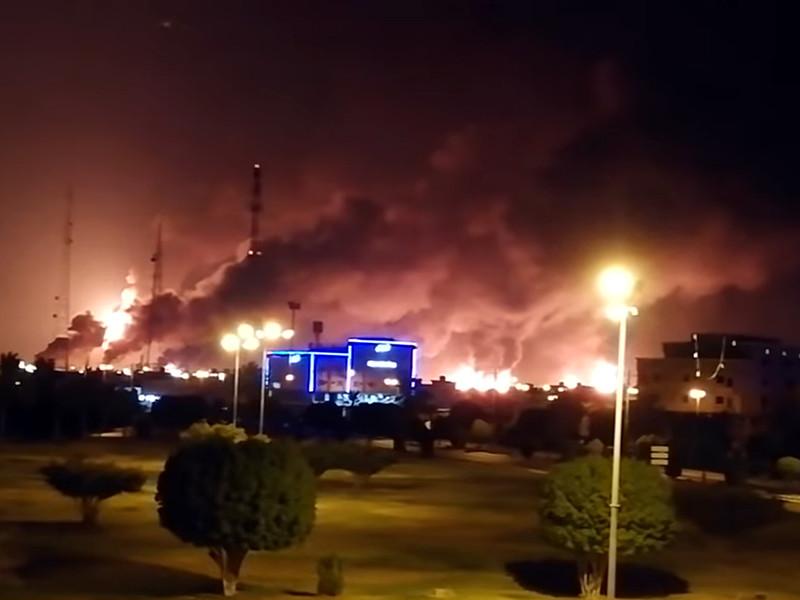 """Хуситы пригрозили новой атакой на саудовские нефтяные объекты"""" />"""