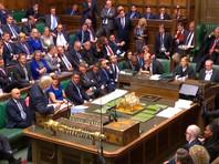 Палата общин британского парламента в третьем чтении приняла законопроект, обязывающий правительство премьер-министра Бориса Джонсона отсрочить выход страны из состава Евросоюза на три месяца - до 31 января 2020 года