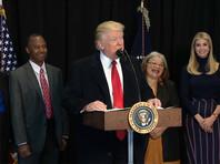 """Помощники Трампа просили вашингтонский музей афроамериканской истории не показывать ему """"ничего сложного"""""""