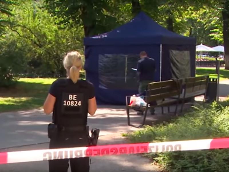 """Подозреваемый в убийстве чеченца Хангошвили в Берлине заявил, что является гражданином РФ"""" />"""