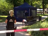 Зелимхан Хангошвили был застрелен в парке Малый Тиргартен в самом центре Берлина 23 августа