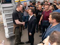 """Напомним, Москва и Киев 7 сентября провели обмен удерживаемыми лицами по формуле """"35 на 35"""""""