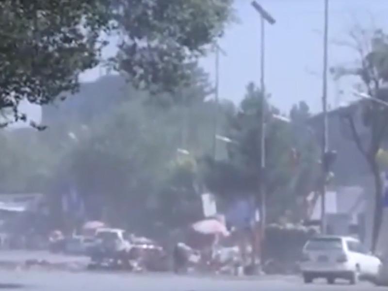 """На предвыборном митинге президента Афганистана произошел взрыв, более 20 человек погибли (ФОТО)"""" />"""