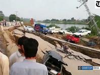 Жертвами мощного землетрясения в Пакистане стали 30 человек, более 450 получили ранения (ФОТО, ВИДЕО)