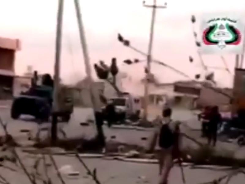 Бои в Триполи, июль 2019 года