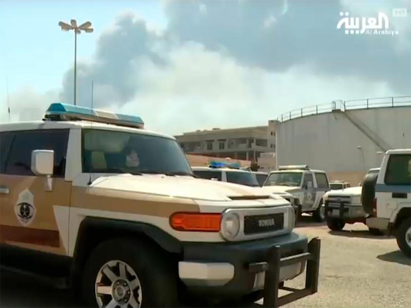 """Атаки на саудовские нефтяные объекты совершены иранским оружием и не из Йемена"""" />"""