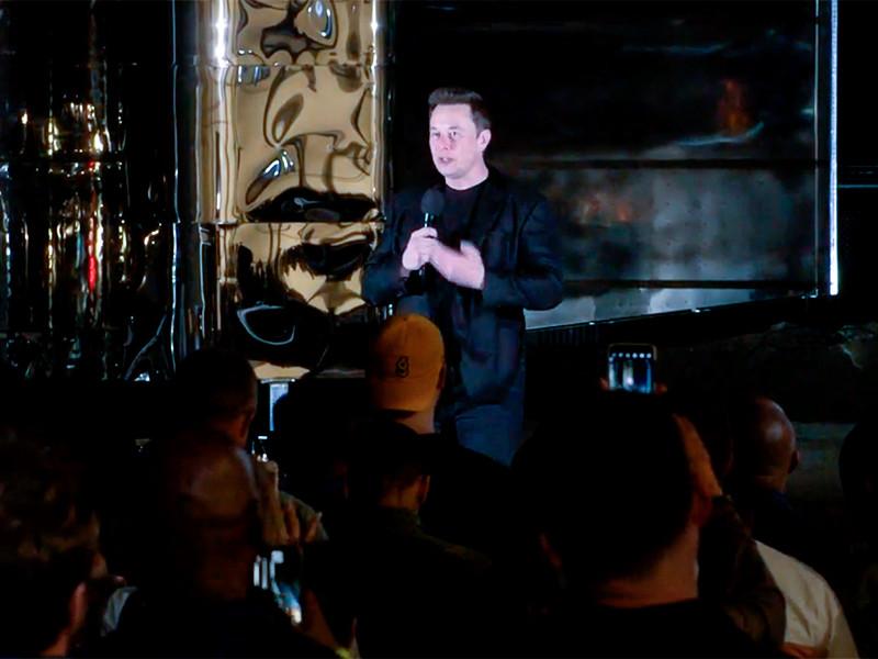 """Маск заявил, что нет признаков существования инопланетян. Иначе он бы знал"""" />"""