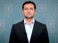 Зеленский назвал условием для проведения местных выборов в Донбассе возвращение границы Украине