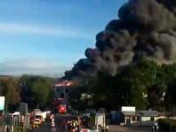 Девять человек пострадали при взрыве на мусорном заводе около аэропорта в Австрии (ФОТО, ВИДЕО)