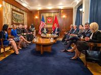 Помпео : США подпишут с Черногорией оборонную сделку на 36 млн долларов