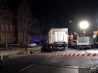 В немецком Лимбурге угонщик грузовика протаранил автомобили на светофоре, это признали терактом (ФОТО, ВИДЕО)