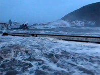 "Ураган ""Лоренцо"" бушует на Азорах и надвигается на Британские острова (ФОТО, ВИДЕО)"
