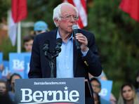78-летний конкурент Трампа Берни Сандерс приостановил предвыборную кампанию из-за операции на сердце и нашел в этом мораль