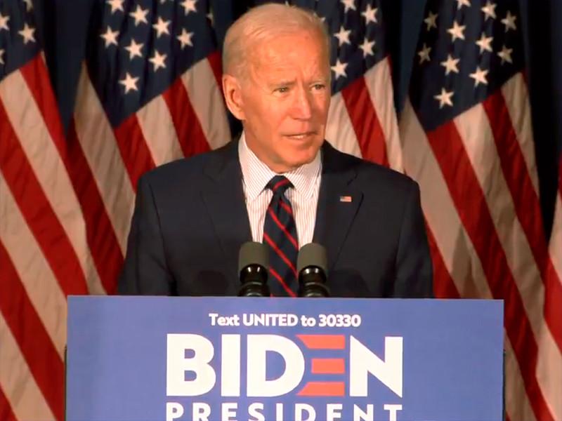 Бывший вице-президент США Джозеф Байден, который является наиболее вероятным конкурентом нынешнего президента США Дональда Трампа на предстоящих в ноябре 2020 года президентских выборах, поддержал запуск процедуры импичмента Трампа