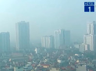Жителей крупных городов Вьетнама призвали не выходить на улицы из-за катастрофического загрязнения воздуха