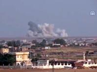 """Турция начала операцию в Сирии. Артиллерия и ВВС нанесли авиаудары, затем армия пересекла границу.  У """"Источника мира"""" появились первые жертвы"""