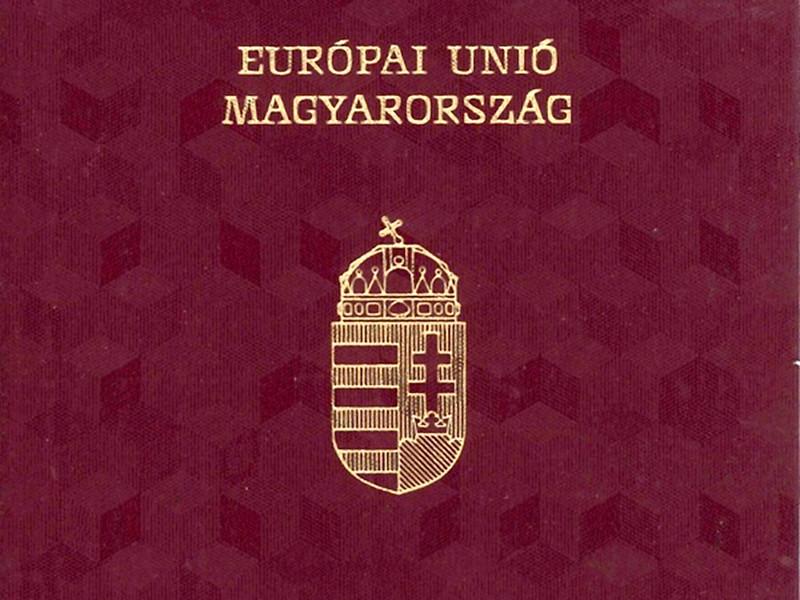 На Украине рассказали о массовом изъятии выданных жителям Закарпатья венгерских паспортов