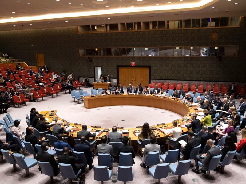"""Совет Безопасности (СБ) ООН в четверг, 10 октября, проведет за закрытыми дверями встречу по ситуации в Сирии на фоне начала Турцией военной операции """"Источник мира"""" на северо-востоке САР"""