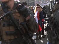 В США участники 20-тысячного митинга вооружились, отстаивая право на ношение оружия (ФОТО, ВИДЕО)