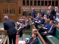 Палата общин в Великобритании приняла законопроект о Brexit