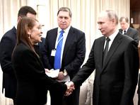 Путин пообещал, что с Иссахар «все будет хорошо», но не уточнил, означает ли это помилование