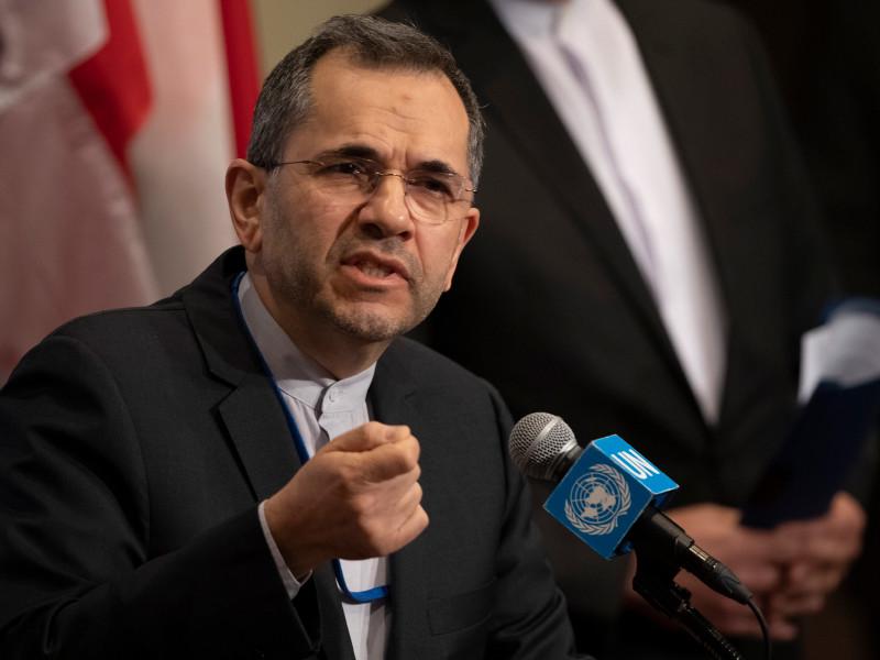 """В Иране заявили об утолении мести после удара по американским базам, о котором США знали заранее"""" />"""