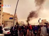 США ввели санкции против генерала КСИР за разгон демонстраций