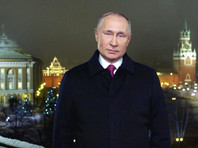 """В Молдавии не стали наказывать телеканалы за показ новогоднего поздравления Путина, в котором не нашли """"враждебной пропаганды"""""""