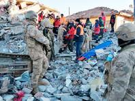 Мощное землетрясение на востоке Турции унесло жизни 22 человек, больше тысячи пострадали (ФОТО, ВИДЕО)