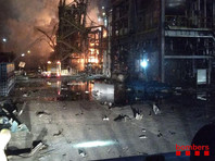 В Каталонии четыре человека пострадали в результате сильного взрыва на химическом заводе