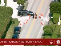 Два неизвестных попытались проникнуть на внедорожнике в поместье Трампа во Флориде