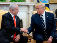 """NYT узнала детали """"сделки века"""" Трампа: Израиль получит Иорданскую долину, а Палестина - помощь в 50 млрд долларов"""
