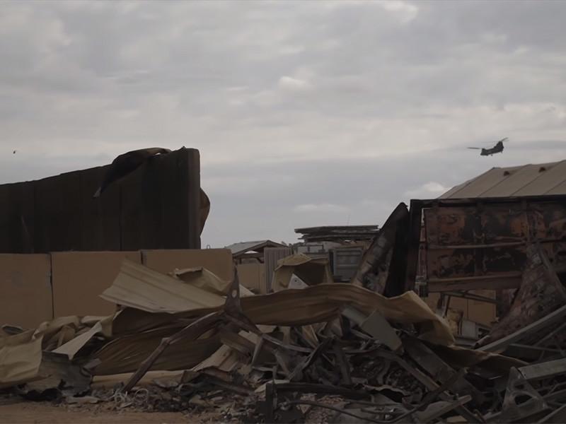 """США признали наличие 11 пострадавших при ракетном ударе по базе в Ираке 8 января"""" />"""