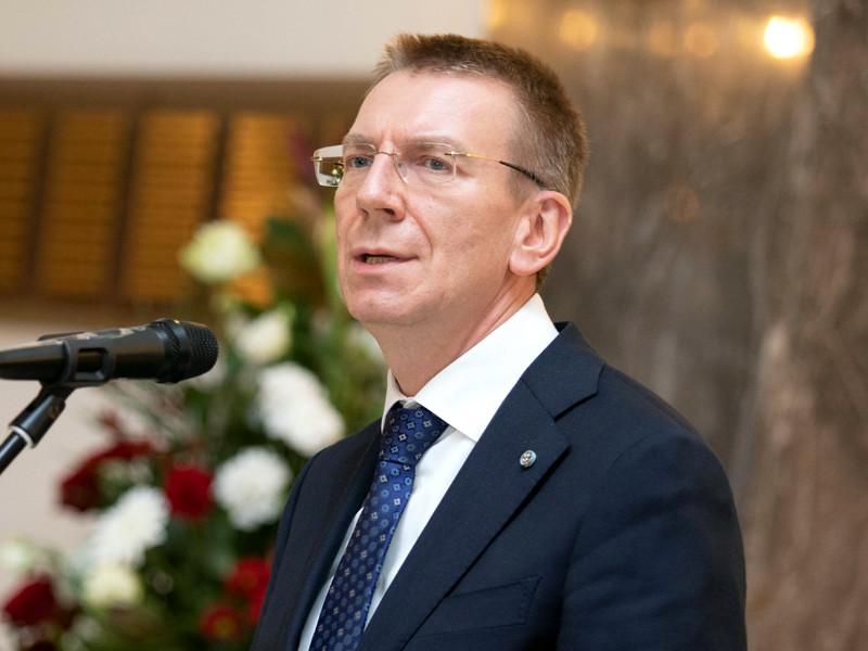 Глава МИД Латвии назвал военное усиление России угрозой для Балтийского региона