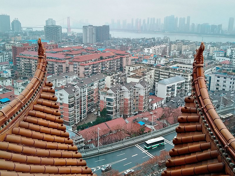 Россияне заблокированы в китайской провинции Хубэй, где введены ограничения из-за коронавируса