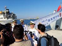 Иран обвинил США в попытке сорвать военно-морские учения России, Ирана и Китая