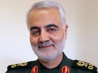 Автомобиль иранского генерала, которого США обвиняют в разжигании антиамериканских настроений и подготовке антиамериканских силовых акций, был взорван ракетой, выпущенной с американских беспилотных летательных аппаратов (БПЛА) военного назначения