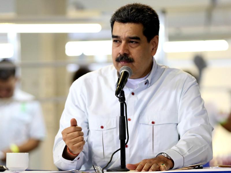 """Николас Мадуро предложил """"Роснефти"""" контроль над нефтяной отраслью Венесуэлы"""