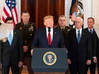 Трамп вскоре предложит союзникам США выйти из ядерной сделки с Ираном, сказал вице-президент Майкл Пенс