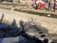 Пассажирский самолет со 168 пассажирами и 9 членами экипажа на борту упал в тегеранском аэропорту имени имама Хомейни в среду, 8 января
