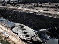 """Украина намерена """"юридически зафиксировать"""" вину Ирана в гибели самолета"""